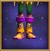 Boots of the Vigilant Female