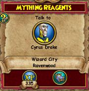 Mything Reagents 7