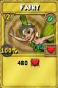 Fairy Treasure Card