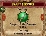 Craftservicesstinger