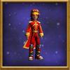 Robe Brigadier Uniform Male