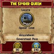 The Spider Queen QGH