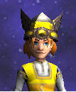Hat Headdress of Refutation Male