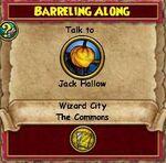 Q WC Barreling Along 2