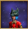 Hat Wolf Cowl Male