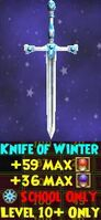 Knife of Winter