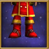 Boots Footwraps of Flame Male