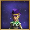 Hat Top Hat of the Germane Female