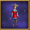 Robe Regal Outfit Female
