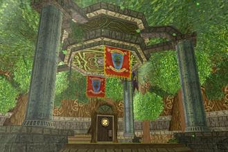 Wizard City Spiral Chamber