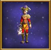 Robe Fireshroud Tunic Female