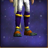 Defender's Boots Male