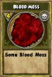 Blood Moss