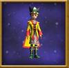 Robe Brigadier Uniform Female