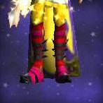 Boots Footgear of the Firehaze Female