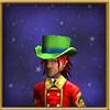 Hat Hat of the Breakneck Male