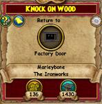 MB Q Knock on Wood 2