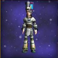 Robe GH Thanatoid Vestment Male