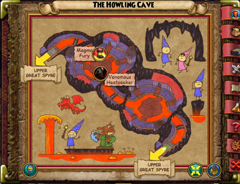 The Howling Cave
