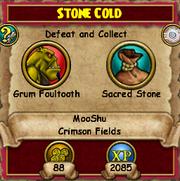 Stone Cold (MooShu)