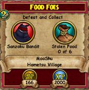 Food Foes