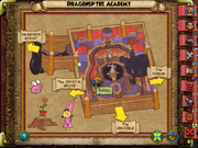 Stone Rose Dragonspyre Academy Map