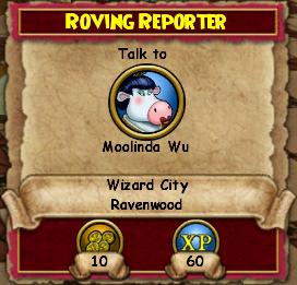 Roving Reporter