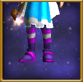 Nunu's Twisted Slippers Female