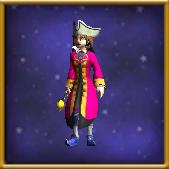 Distinguished Robe Female
