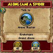 AlongCameaSpider2-KrokotopiaQuests