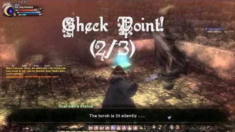 Wizardry Online Old Sewers to Underground Ruins run