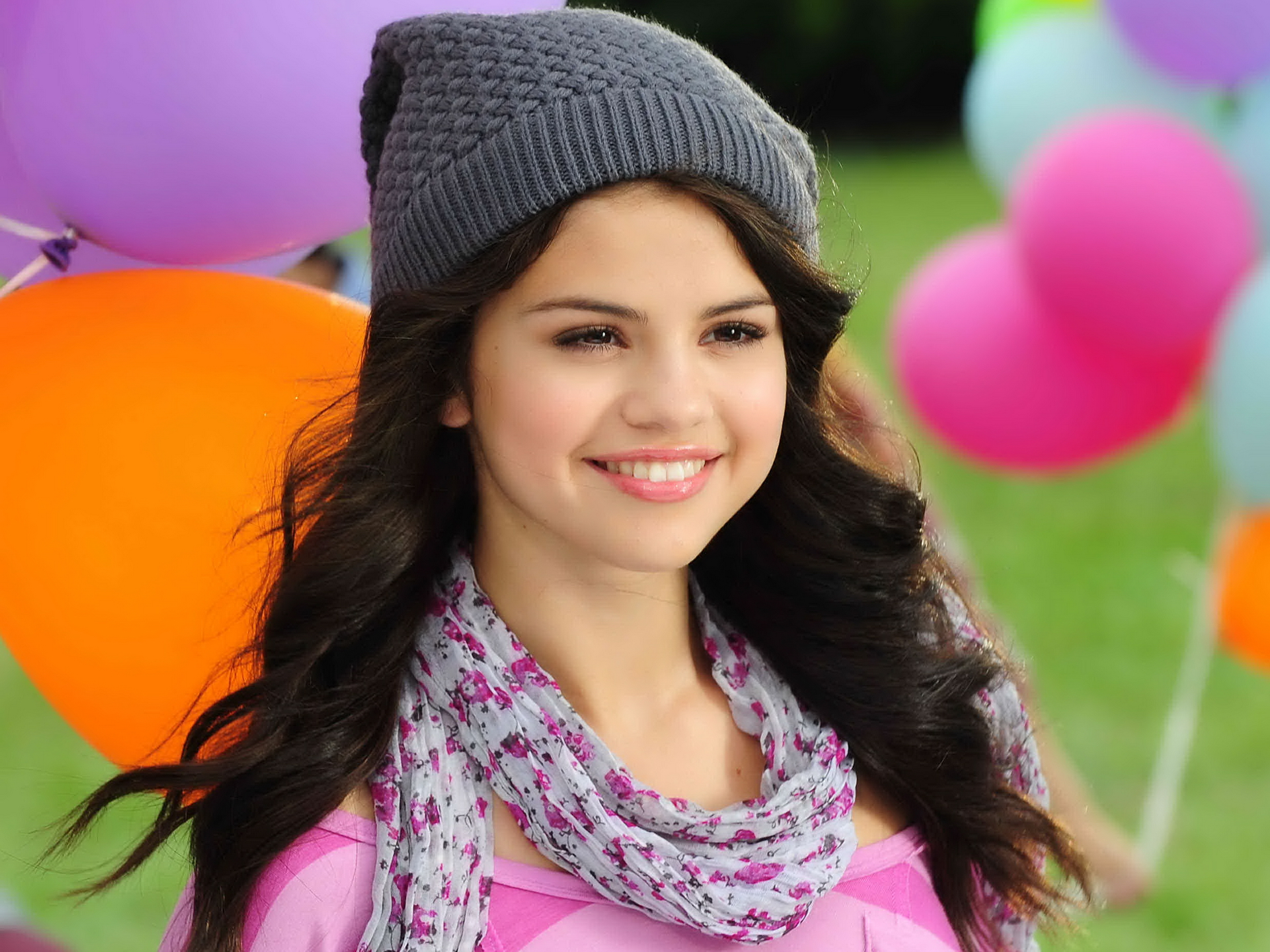 Selena Gomez on wizards of waverly place harperella