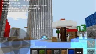 World of cubes Water park!
