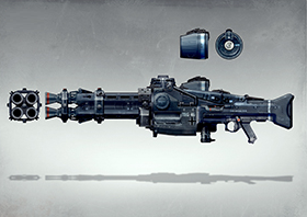 MG-46 | Wolfenstein Wiki | Fandom powered by Wikia