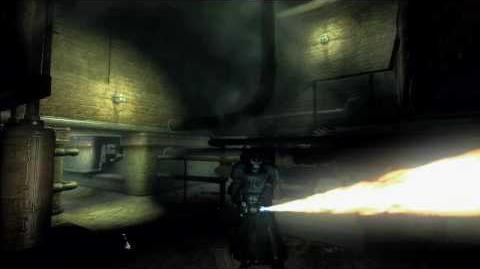 Wolfenstein Flammenwerfer Vignette Trailer in HD