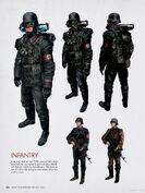 Nazi Soldier 46' Regular Infantery 2