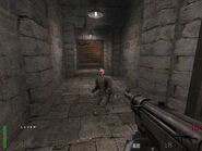 Return to castle wolfenstein bemutato gameplay screenshot