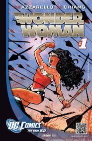 Wonder Woman Volume 4 Poster
