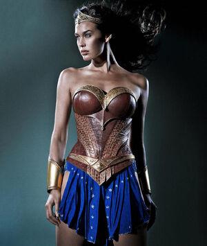 Justice League Mortal Megan Gale