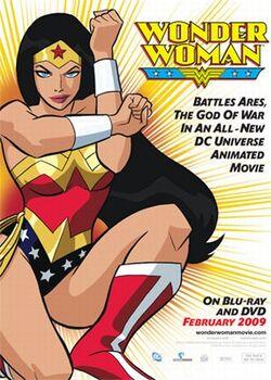 WonderWoman2009poster