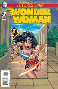 Wonder Woman Vol 4 Futures End-1 Cover-1