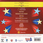 Wonder Woman 75th Anniversary Picture Disc Vinyl back
