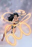 Wonder Woman-600 by George Perez
