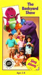 Barney & the Backyard Gang: The Backyard Show   Twilight ...