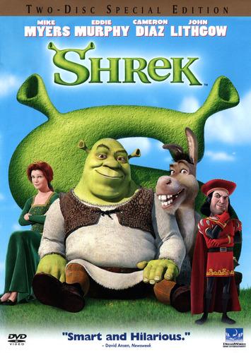 Shrek (VHS, 2001) | eBay