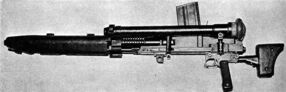 Type 97 Light Machine Gun