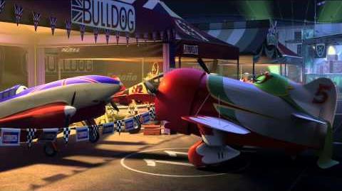 """Disney's Planes """"Bulldog Shamed"""" Clip"""