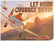 Let Your Courage Soar!
