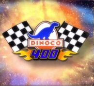 Dinoco 400
