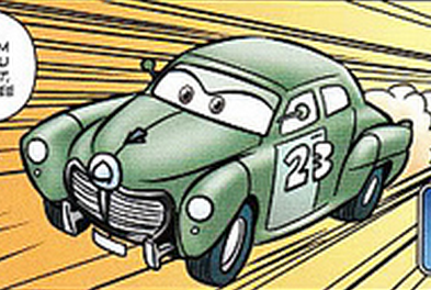 Sammy World of Cars Wiki FANDOM